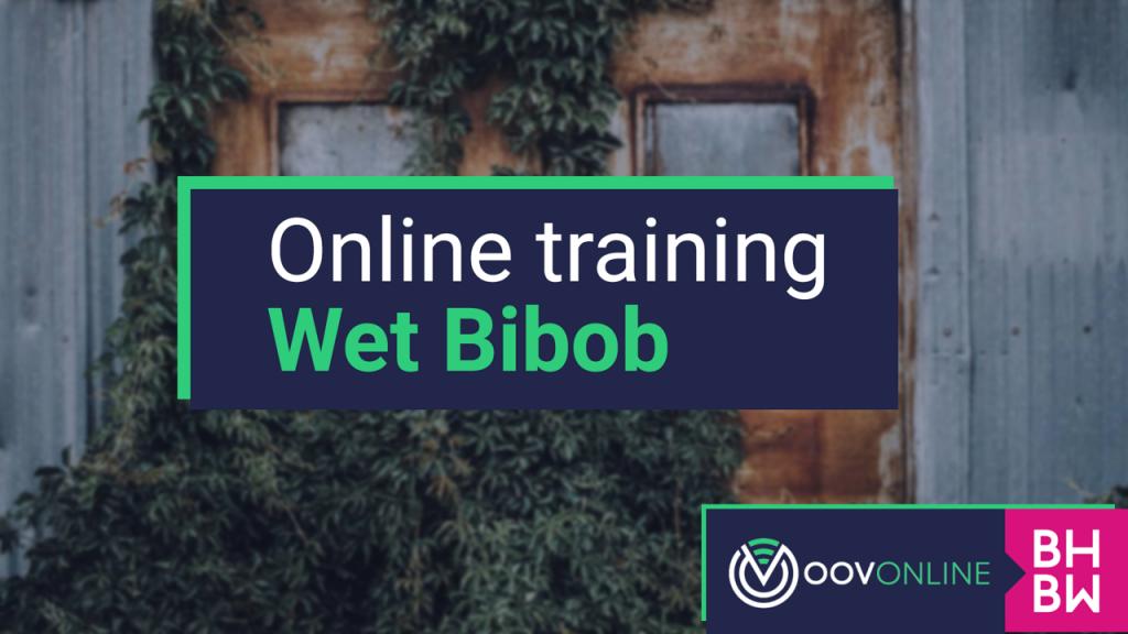 Training Wet Bibob