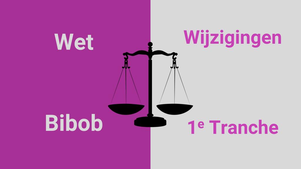 Wetsaanpassing Bibob